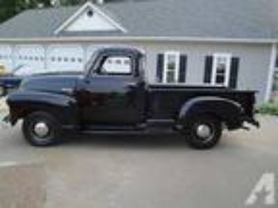 1948 Chevy 5 Window ( Two Owner Truck ) Must See No Street R