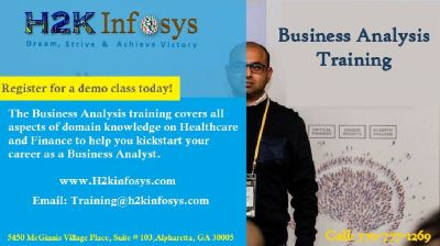 Business Analyst Online TrainingPlacement Assistance by H2kinfosys