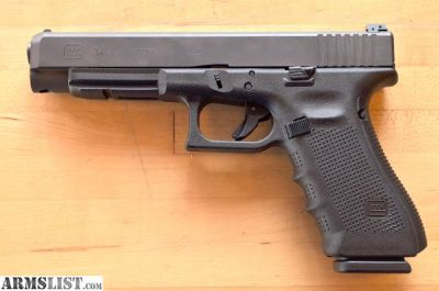For Sale: USED Glock 34 in 9mm