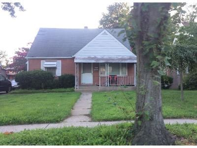 3 Bed 1 Bath Preforeclosure Property in Pennsauken, NJ 08110 - Browning Rd