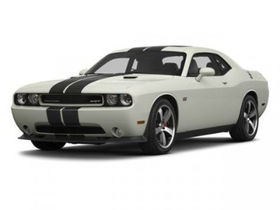 2013 Dodge Challenger SRT8 392 (Bright White)