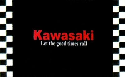 Buy KAWASAKI MOTORS FLAG 3X5' BLACK CHECKERED BANNER JX* motorcycle in Castle Rock, Washington, US, for US $17.95