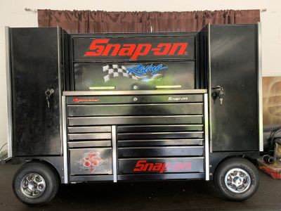 Snap on Snapon Snap-on small sample tool box.