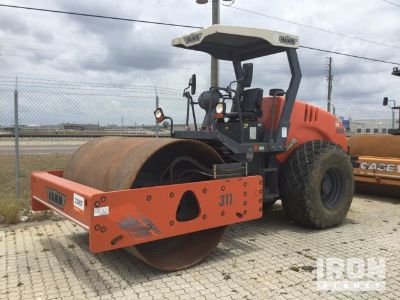 2016 (unverified) Hamm 311 Vibratory Single Drum Compactor