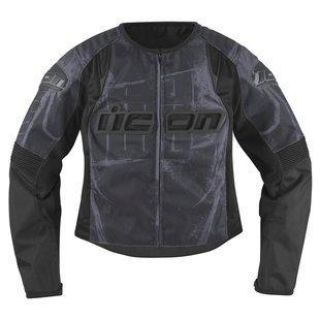 Find NEW ICON WOMEN'S OVERLORD TYPE 1 BLACK MOTORCYCLE/STREET JACKET SIZE:XS-LG motorcycle in Kaukauna, Wisconsin, US, for US $215.00