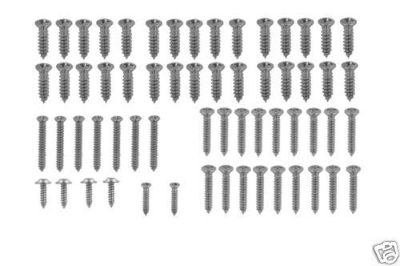 Buy 1965-1966 MUSTANG FASTBACK INTERIOR TRIM SCREW KIT motorcycle in Lawrenceville, Georgia, US, for US $17.88