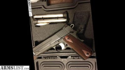 For Trade: Sig Sauer 1911 target .45 trade for AR