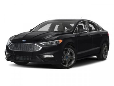 2018 Ford Fusion Sport (Ruby Red Metallic Tinted Clearcoat)