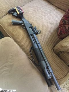 For Sale: Tactical Mossberg 500