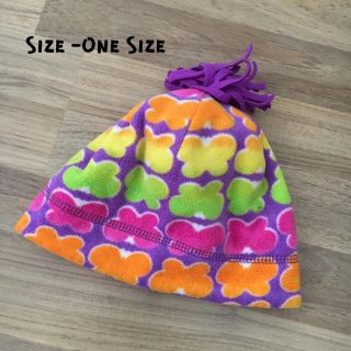 Winter Hat (Girls Size - One Size)