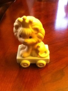 Precious Moments Figurine This Something To Roar About