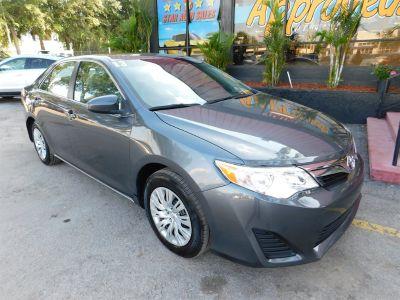 2013 Toyota Camry L (Grey)