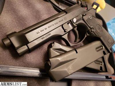 For Sale: Beretta M9 (NIB)