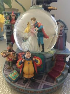Disney s Sleeping Beauty snow globe