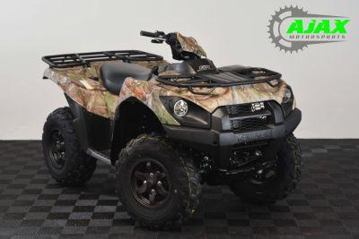 2017 Kawasaki Brute Force 750 4x4i EPS Camo Sport-Utility ATVs Oklahoma City, OK