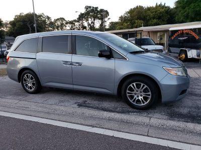 2012 Honda Odyssey EX-L (Blue)