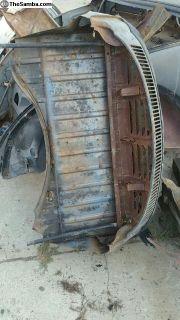 rear engine firewall 58-59