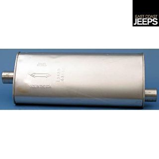 Find 17609.15 OMIX-ADA Muffler 5.2L, 93-95 Jeep ZJ Grand Cherokees, by Omix-ada motorcycle in Smyrna, Georgia, US, for US $139.73