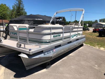 2000 Manitou Pontoons II Tops Pontoon Boats Boats Gaylord, MI