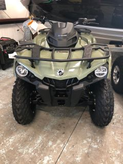 2019 Can-Am Outlander 450 Utility ATVs Panama City, FL