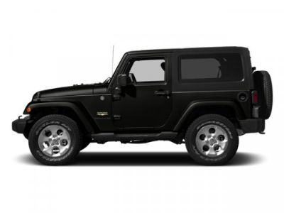 2014 Jeep Wrangler Sport (Black Clearcoat)