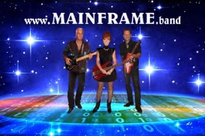 MAINFRAME Original & Classic Rock Band in Florida