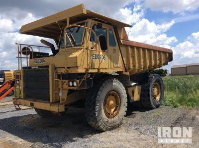 Cat 769C Off-Road End Dump Truck