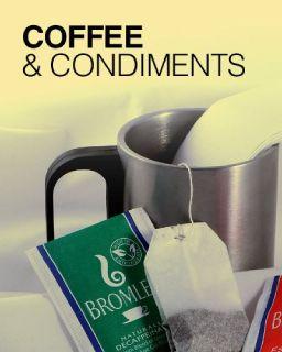 Coffee Condiments Supplies