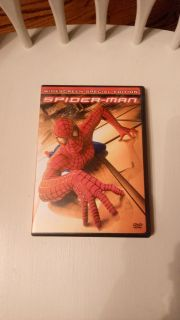 Spiderman DVD. Like new condition
