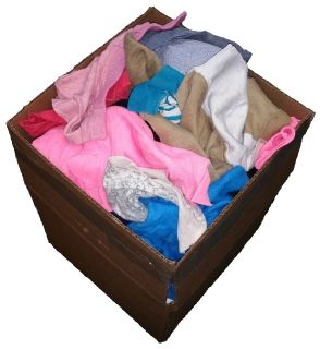 Fleece Wiping Rags Cotton 50LB. Cartons