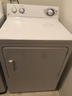 GE Gas Clothes Dryer - Working condition