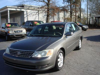 2004 Toyota Avalon XL (GRY)