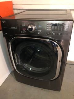 Almost new LG Gas Dryer