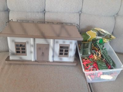 Army Toys Lot