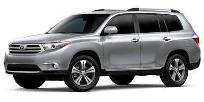 2013 Toyota Highlander Limited (Gray)