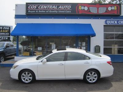 2007 Lexus ES 350 Base (Crystal White)