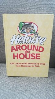 Heloise Around the House book