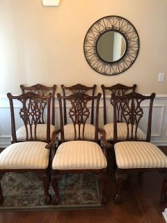 6 Broyhill Chairs
