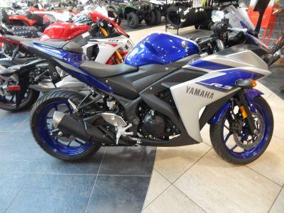2015 Yamaha YZF-R3 Sport Motorcycles Concord, NH