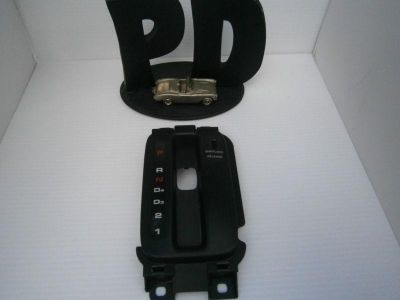 Sell 1991-1995 ACURA LEGEND CONSOLE SHIFTER BEZEL PLATE ASSEMBLY (BLK) OEM/WARRANTY motorcycle in North Miami Beach, Florida, US, for US $24.95