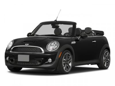 2015 MINI Cooper S (Eclipse Gray Metallic)