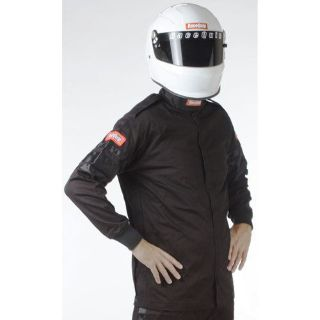 Purchase RaceQuip 111009 Single Layer Driving Jacket SFI 3.2A/1 Certified 4X-Large motorcycle in Delaware, Ohio, United States, for US $89.95