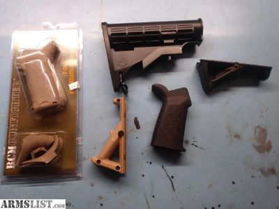 For Sale: Ar15 furniture