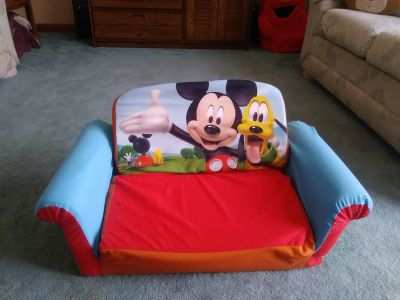 Mickey Mouse Clubhouse Foam Couch