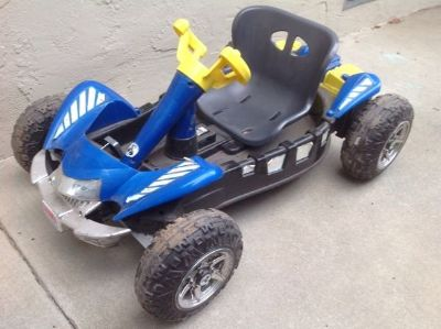Fisher-Price Power Wheels Lil' Dune Racer w/Extra Battery
