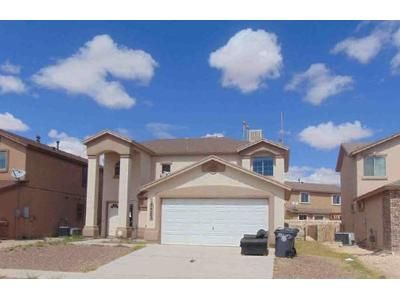 3 Bed 2.5 Bath Foreclosure Property in El Paso, TX 79938 - Woods Point Ave