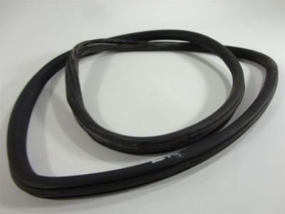 Purchase 99 Passat Left Rear Door Frame Rubber Seal Weatherstripping motorcycle in North Fort Myers, Florida, United States, for US $18.59