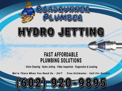 Plumbing *** Drain Cleaning Hydro Jetting *** Plumber