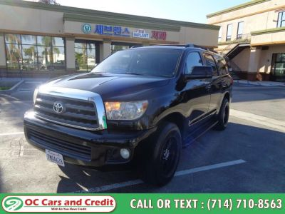 2008 Toyota Sequoia SR5 (Black)