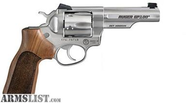 For Trade: Ruger match champion gp100.